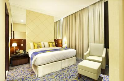 Center Point Hotel kamer Raviz Dubai