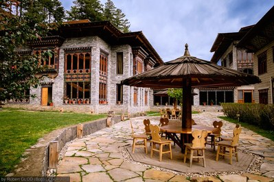 Terras Mountain Resort Jakar Bhutan Djoser