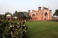 Fatehpur Sikri fort in Aggra India