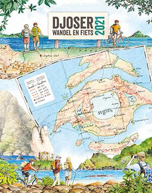 gratis reisgids Djoser cover