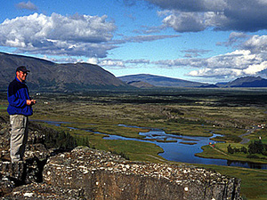 Thingvellir – breukvlak