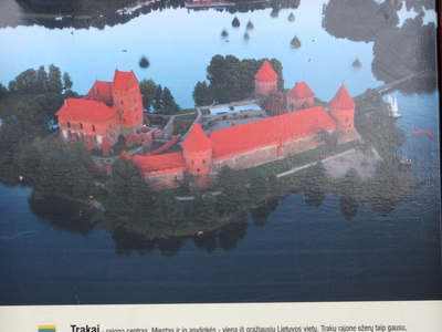 Bike to Trakai