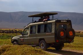 Rondreis Tanzania & Zanzibar, 15 dagen lodge/kampeerreis