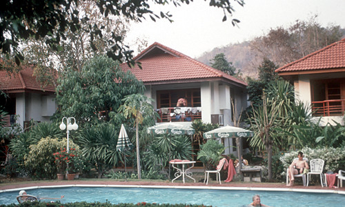 Khao Yai NP - accommodatie