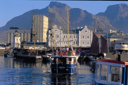 Kaapstad - Victoria & Alfred waterfront