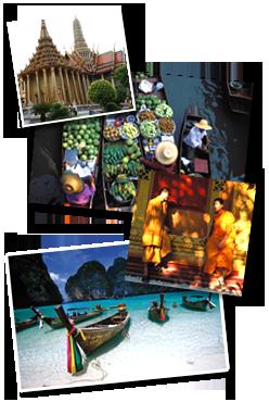 Fietsreis Thailand, 15 dagen afbeelding