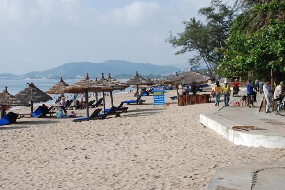 Strand von Nha Trang