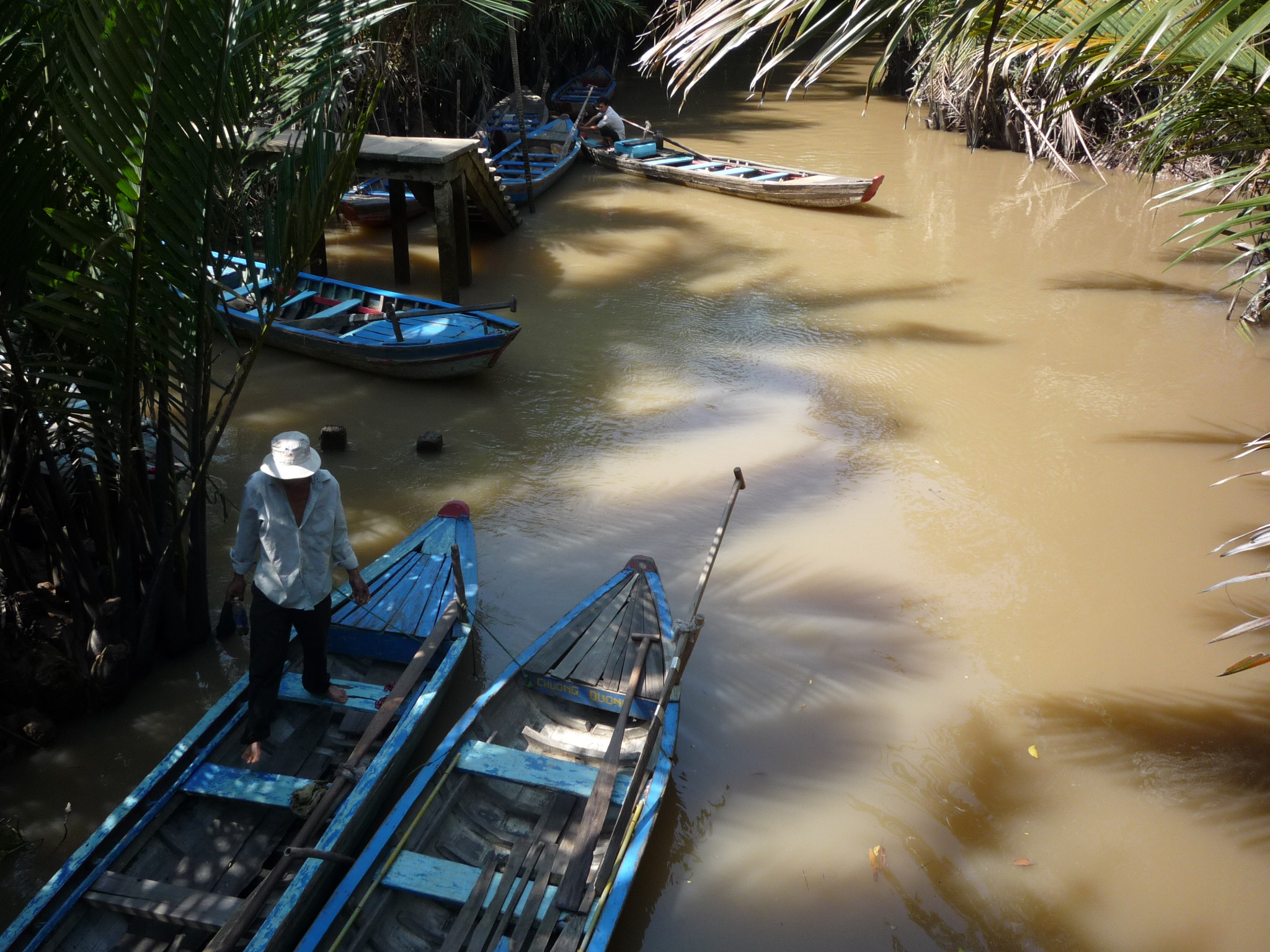 Mekong-Delta, Vietnam, Djoser Reisen