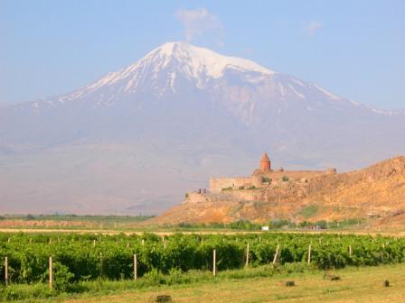 Khor Virap, Armenien, Djoser