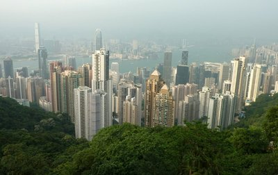 Hong Kong Victoria Peak China Djoser