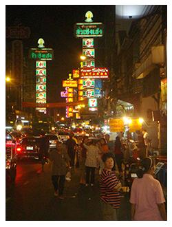 Sfeerimpressie Van Bangkok naar Beijing