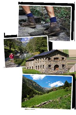 - Wandelreis Andorra, 8 dgn