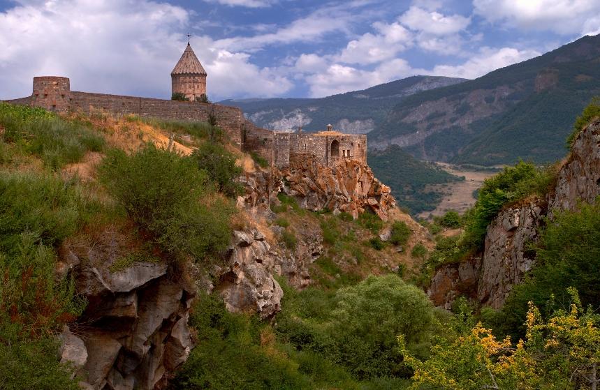 Landschaftsbild Armenien, Djoser