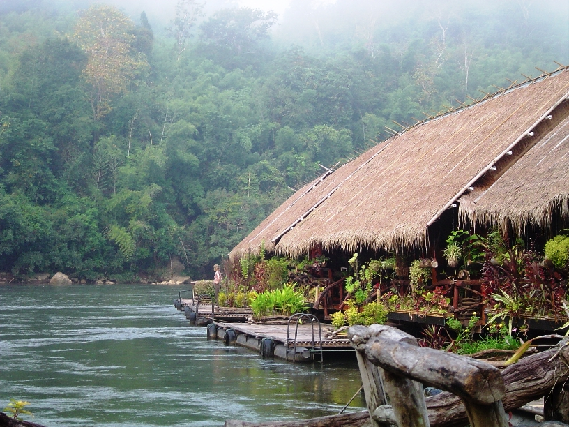 River Kwai Thailand Family Djoser