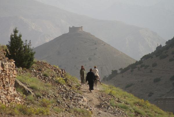 Sfeerimpressie Wandelvakantie Marokko