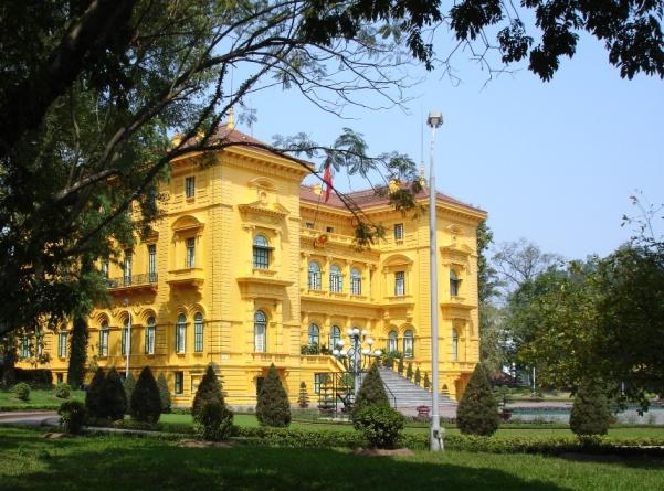 Paleis Hanoi Vietnam Djoser