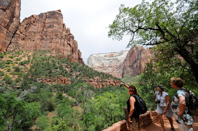 zion national park usa