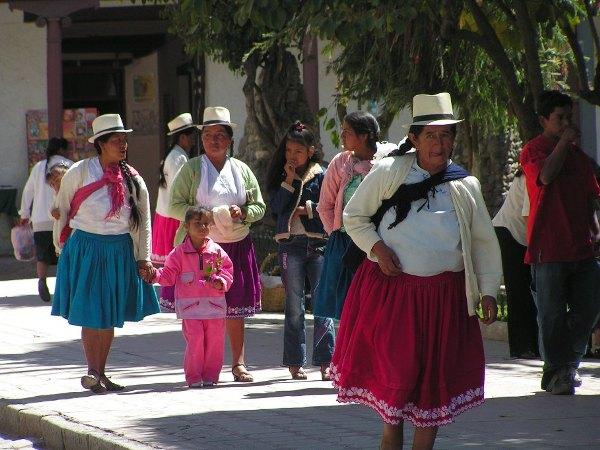 Sfeerimpressie Ecuador & Galapagos