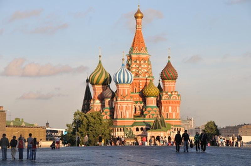 Sfeerimpressie Fietsvakantie Rusland