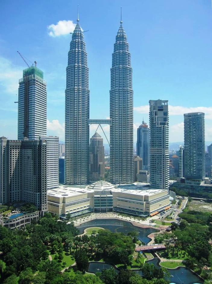 Petronas Towers Kuala Lumpur Maleisie Djoser