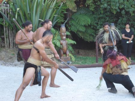 Maori, Neuseeland