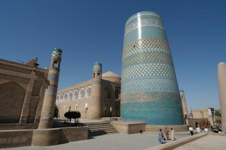 Sfeerimpressie Rondreis Oezbekistan