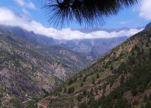 8-daagse wandelreis La Palma