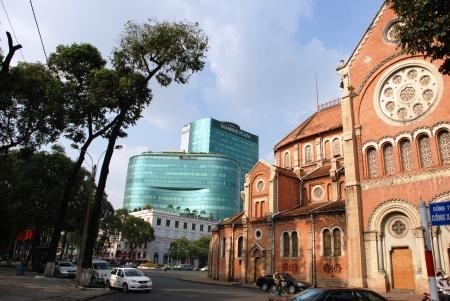 Saigon Stadt