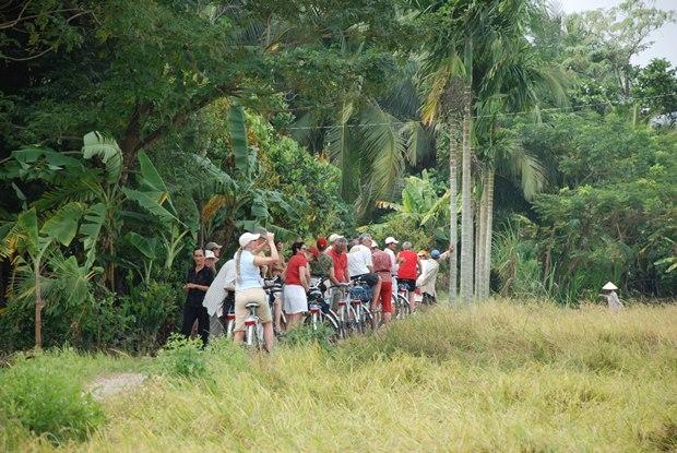 Unterwegs mit dem Fahrrad, Vietnam Fahrradreise