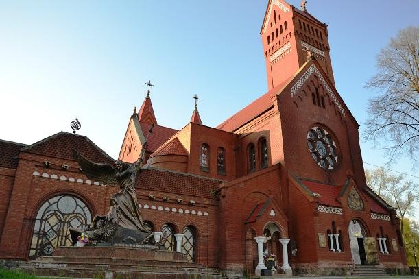 Kirche in Minsk
