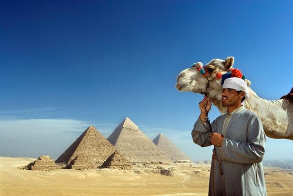 Pyramiden von Gizeh, Ägypten, Djoser Reisen