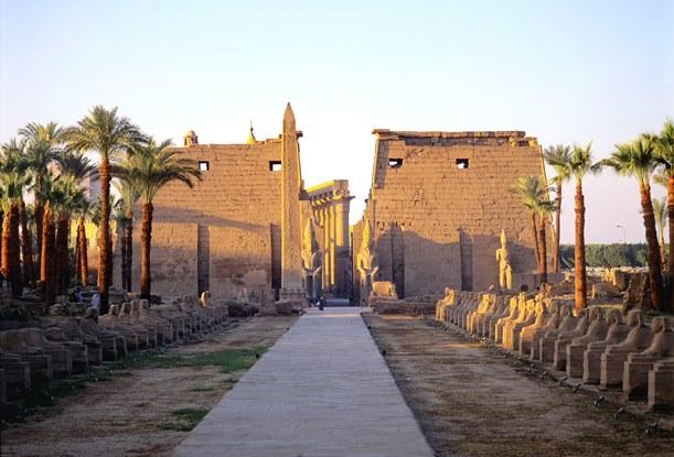 Luxor, Ägypten, Djoser Reisen
