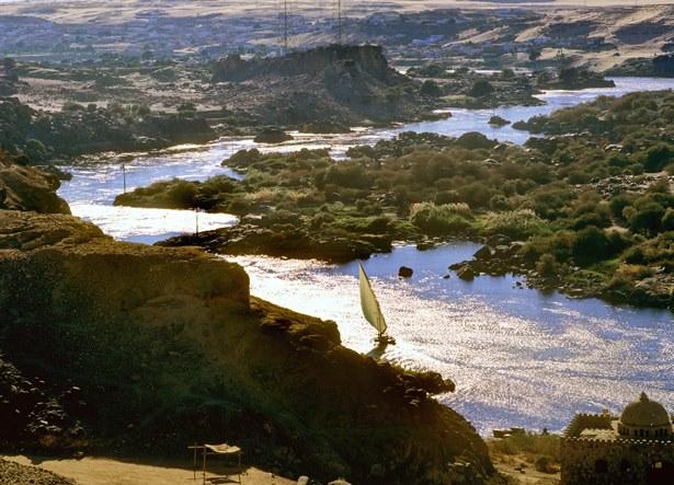 Nil, Ägypten, Djoser Reisen
