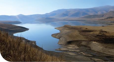 Landschaft Armeniens, Djoser