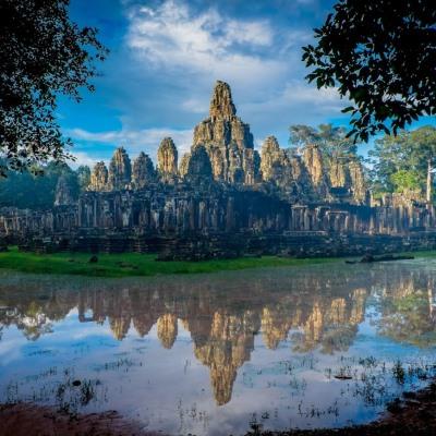 Rondreis Laos Cambodja, 22 dagen