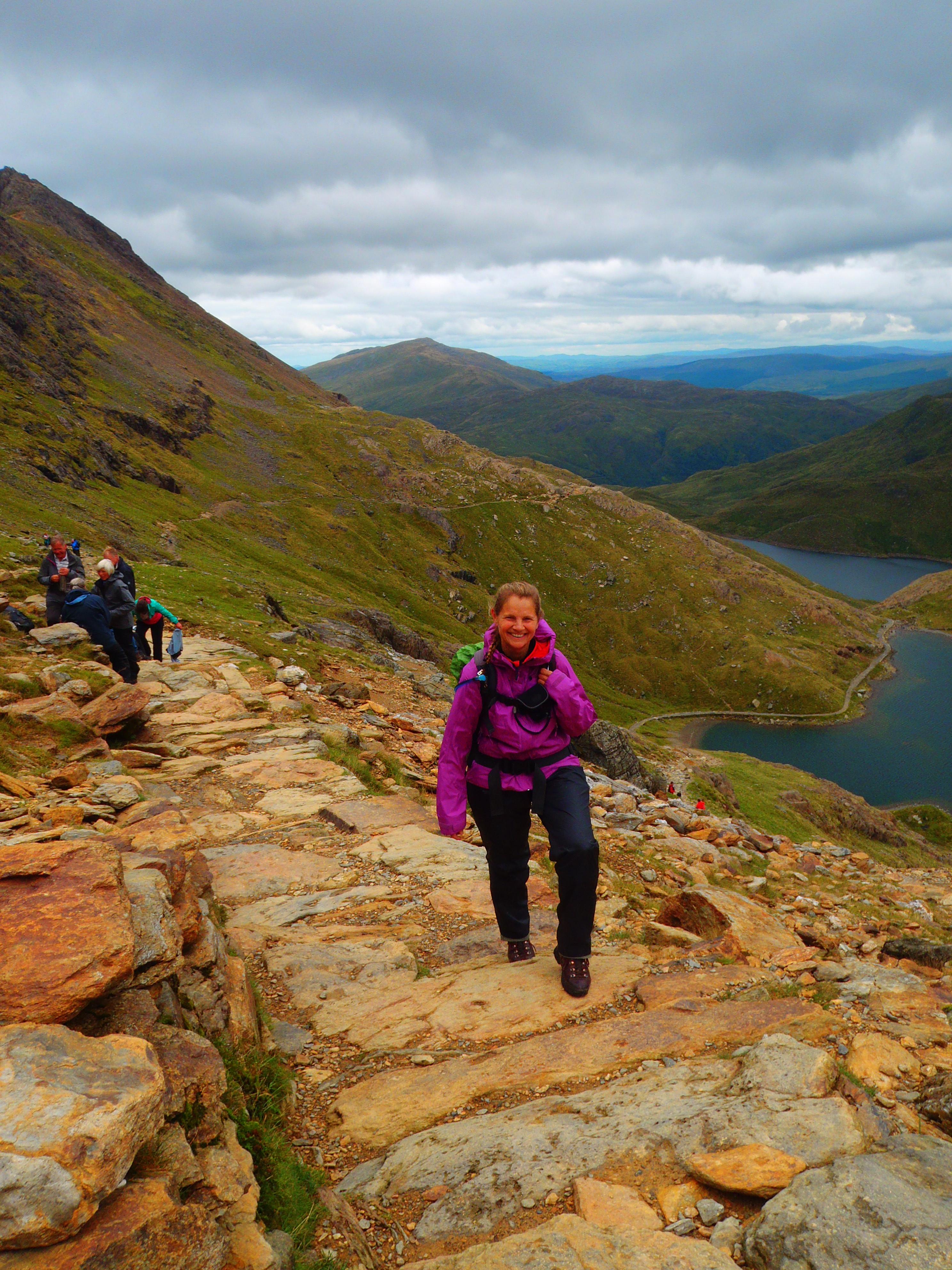 Wanderung im Snowdonia NP, Wales, Djoser Reisen